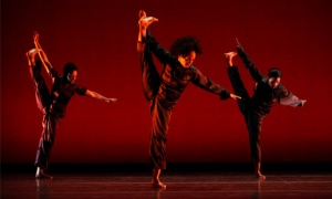 RONALD K. BROWN EVIDENCE, A DANCE COMPANY 01