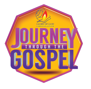 NYES 2014 Journey Through Gospel Logo