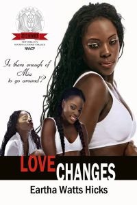 LOVE CHANGES BOOK COVER